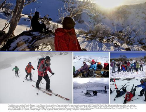 Other Entries, 2016 NSW Nordic Ski Club Photo Competition
