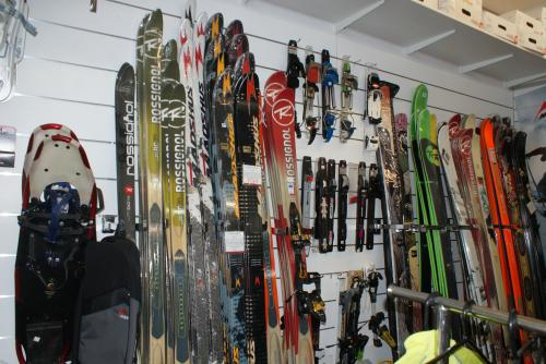 What skis do you need?